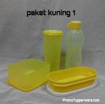 Tupperware Indoneia Paket Promo Kuning 1